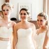 Bastidores Editorial de noiva